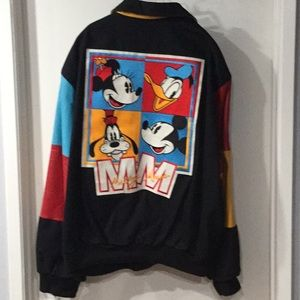 Vintage Disney Mickey Mouse Coat XL